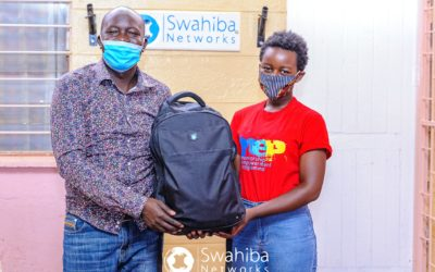 Meet Lucy (Covid-19 Kibera Food Baskets wk 7)
