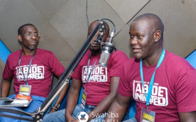 DAY ONE Abide Unlimited Live on Radio (August 3rd, 2020)