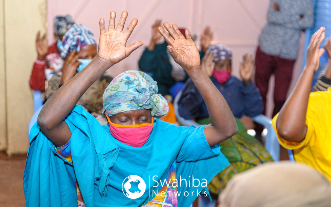 11 Widows Give their lives to Christ.