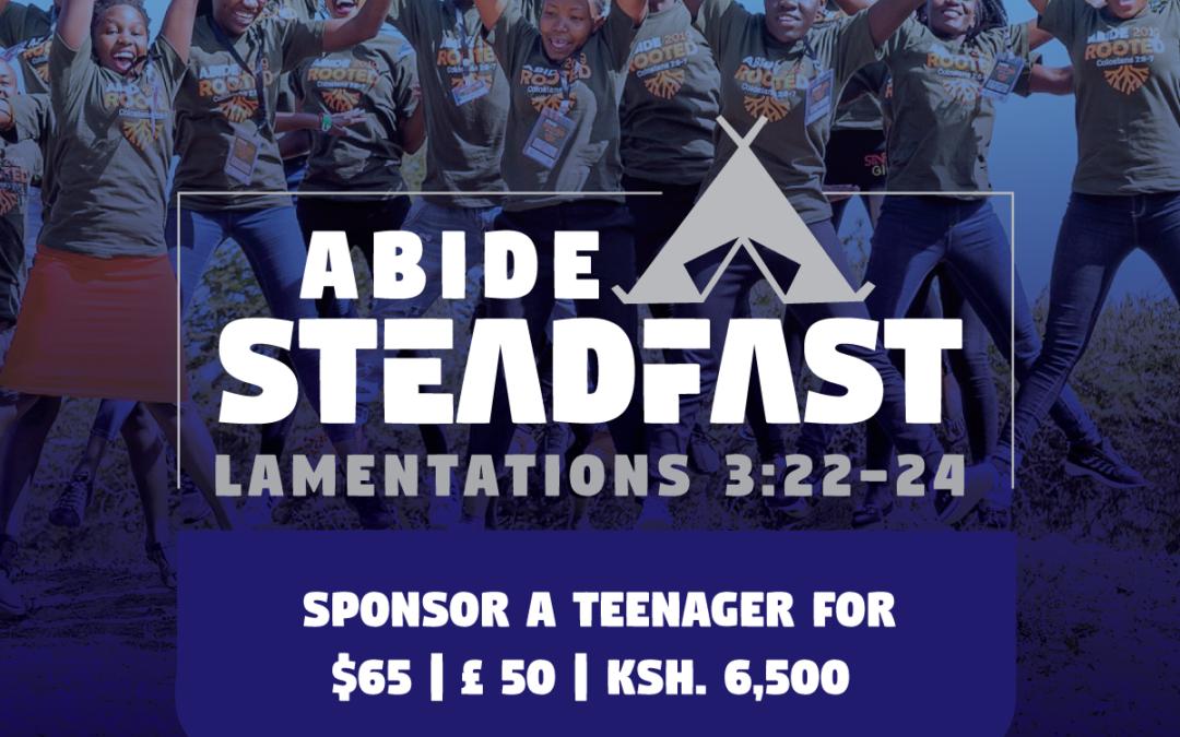 The Abide STEADFAST